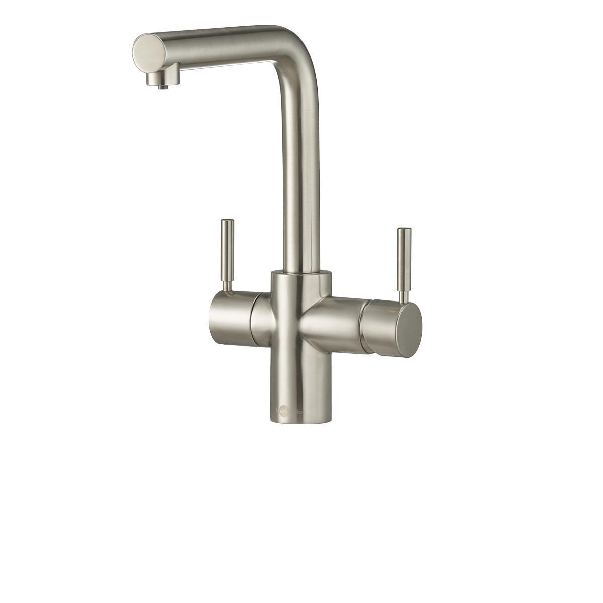 3N1 L Shape Brushed Steel product 4