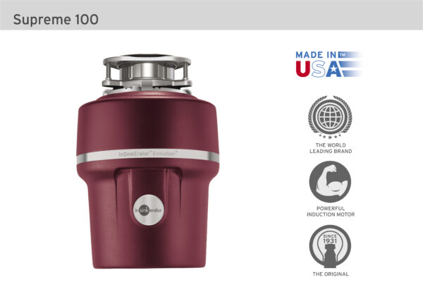 InSinkErator Supreme100 WithIcons scaled