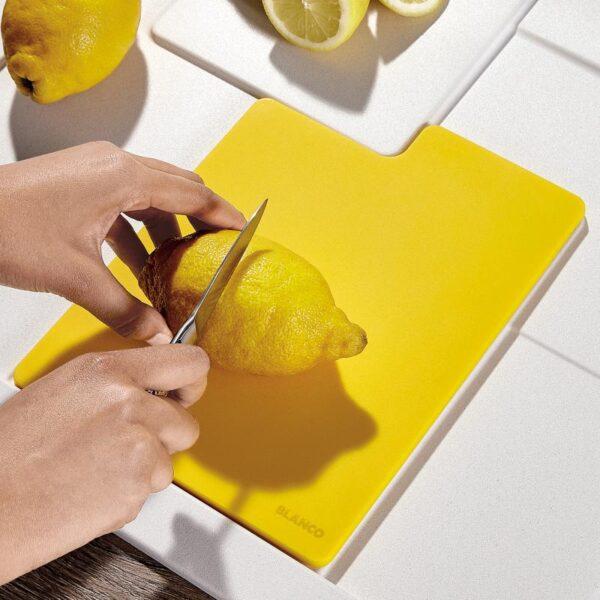 blanco sity xl 6 s spuele b 100 t 50 cm becken rechts felsgrau zubehoer set lemon blanco 525055 6