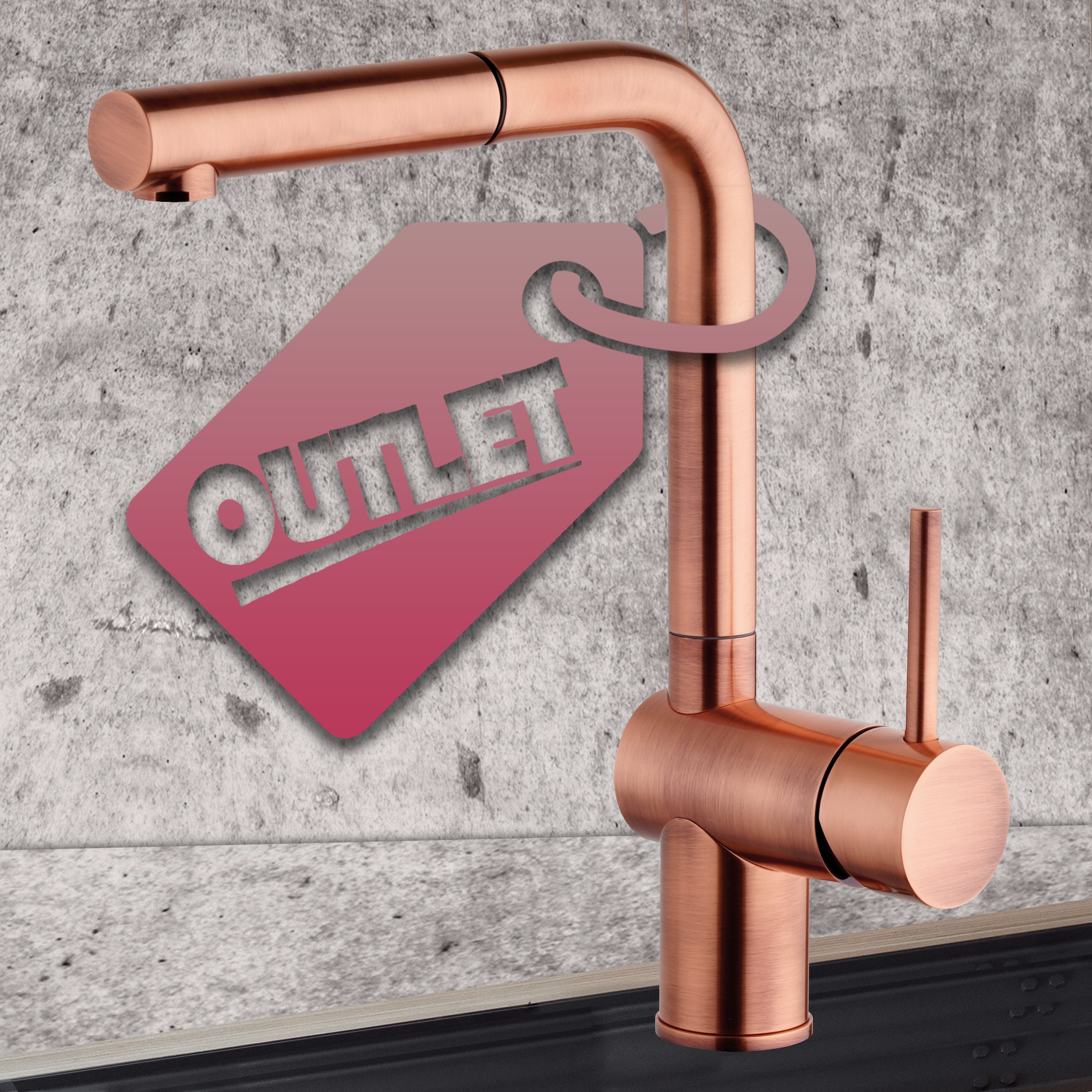 OUTLET BLANCO
